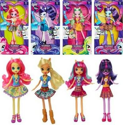 My Little Pony EQUESTRIA GIRLS кукла (B1769) MLP EQUESTRIA GIRLS