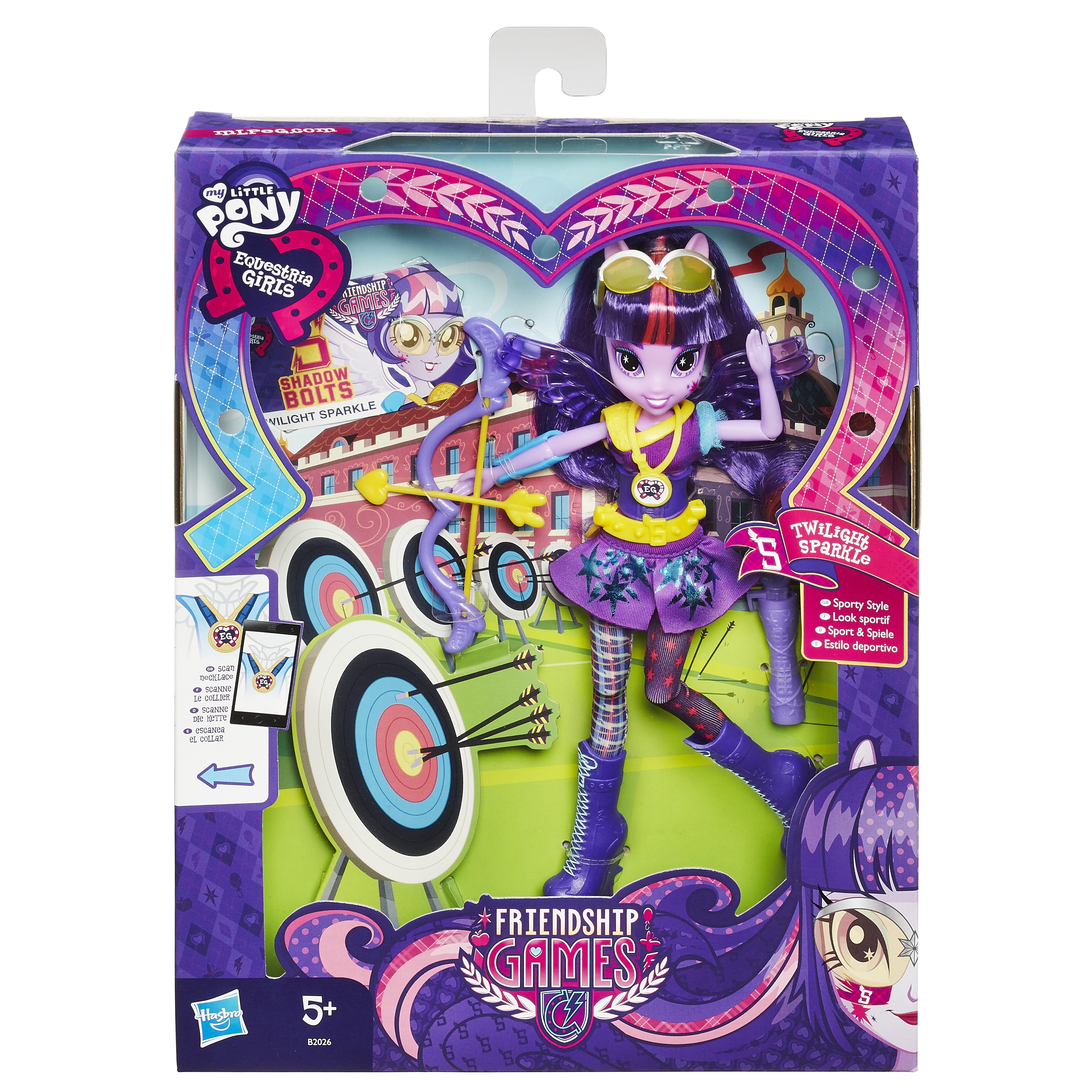 My Little Pony EQUESTRIA GIRLS кукла (B1772)