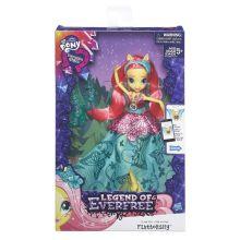MLP EQUESTRIA GIRLS - My Little Pony EQUESTRIA GIRLS кукла делюкс с аксессуарами Легенда Вечнозеленого леса, в ассорт. (B6478) обложка книги