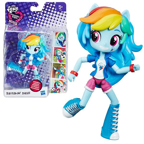 My Little Pony EQUESTRIA GIRLS мини-кукла, в ассорт. (B4903)