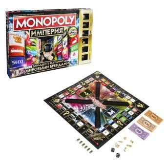 Монополия Империя (обновленная) (B5095) MONOPOLY