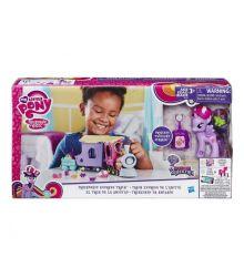 MY LITTLE PONY - My Little Pony игровой набор Поезд Дружбы (B5363EU4) обложка книги