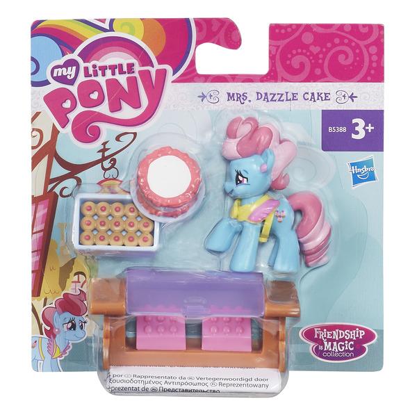 My Little Pony Коллекционные пони с аксессуарами (в ассорт.) (B3596EU4)