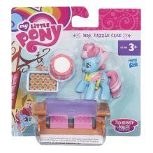 MY LITTLE PONY - My Little Pony Коллекционные пони с аксессуарами (в ассорт.) (B3596EU4) обложка книги