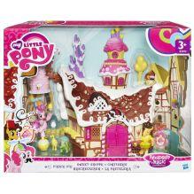 MY LITTLE PONY - My Little Pony Коллекционный игровой набор пони Сахарный дворец (B3594EU4) обложка книги