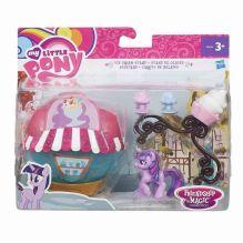 MY LITTLE PONY - My Little Pony Коллекционный мини игровой набор пони (в ассорт.) (B3597EU4) обложка книги