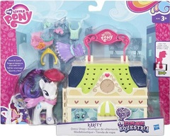 "My Little Pony мини игровой набор Пони ""Мейнхеттен""(в ассорт.) (B3604) MY LITTLE PONY"