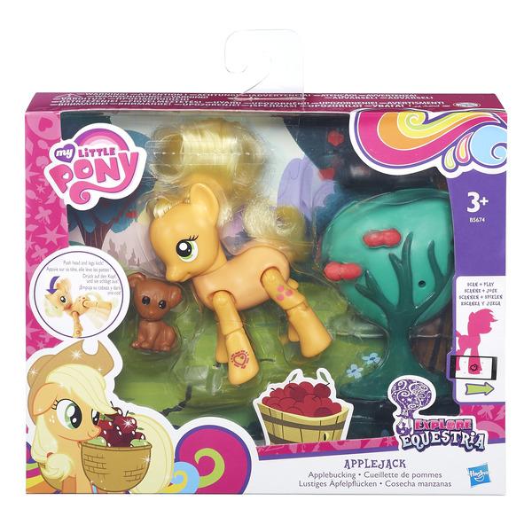 My Little Pony мини набор Пони с артикуляцией (в ассорт.) (B3602EU4) от book24.ru
