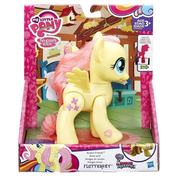 My Little Pony набор Пони-модницы с артикуляцией (в ассорт.) (B3601) MY LITTLE PONY