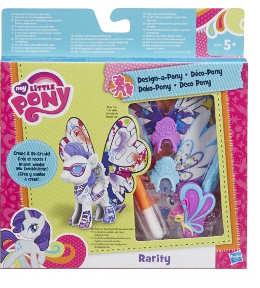 """My Little Pony пони с крыльями """"Создай свою пони"""" (в ассорт.) (B3590EU4)"""