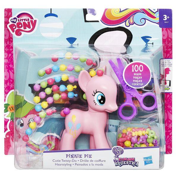 My Little Pony Пони с разными прическами MY LITTLE PONY