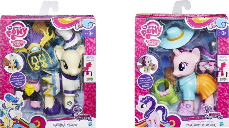 My Little Pony Пони-модница (в ассорт.) (B5364)