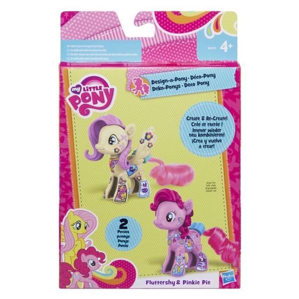 """My Little Pony стильные пони """"Создай свою пони"""" (в ассорт.) (B3589EU4)"""
