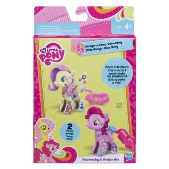 """My Little Pony стильные пони """"Создай свою пони"""" (в ассорт.) (B3589EU4) MY LITTLE PONY"""