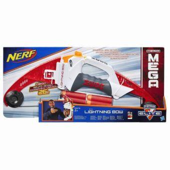 NERF МЕГА Лёгкий Лук (бластер) (A6276EU4) NERF