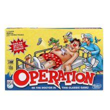 OTHER GAMES - Игра Операция (обновленная) (Настольная игра)(B2176121) обложка книги