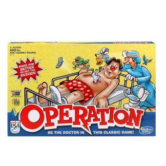 Игра Операция (обновленная) (Настольная игра)(B2176121) OTHER GAMES