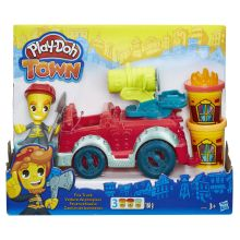 PLAY-DOH - Play-Doh Город Игровой набор Пожарная машина (B3416) обложка книги