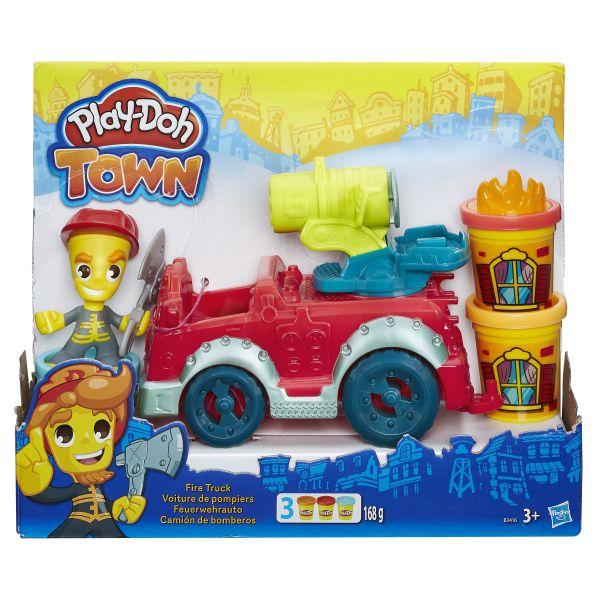 """Play-Doh Город Игровой набор """"Пожарная машина"""" (B3416) PLAY-DOH"""