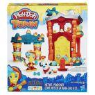"""Play-Doh Город Игровой набор """"Пожарная станция"""" (B3415)"""
