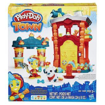 """Play-Doh Город Игровой набор """"Пожарная станция"""" (B3415EU4) PLAY-DOH"""