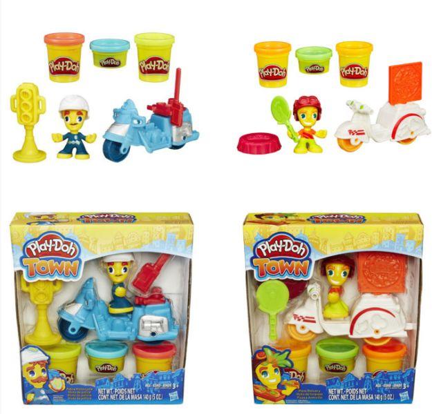 """Play-Doh Город Игровой набор """"Транспортные средства, в ассорт. (B5959)"""