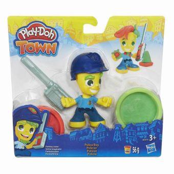 """Play-Doh Город Игровой набор """"Фигурки"""", в ассорт. (B5960) PLAY-DOH"""