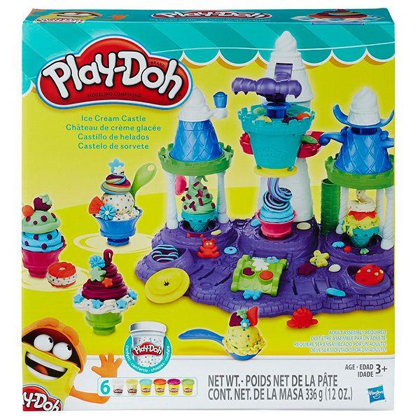 """Play-Doh Игровой набор """"Замок мороженого"""" (B5523EU4)"""
