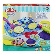 PLAY-DOH - Play-Doh Игровой набор Магазинчик печенья (B0307EU6) обложка книги