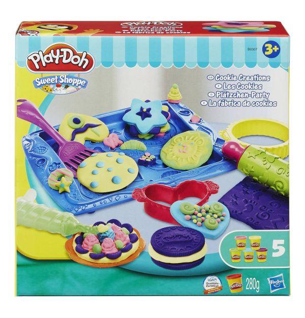 """Play-Doh Игровой набор """"Магазинчик печенья"""" (B0307) PLAY-DOH"""