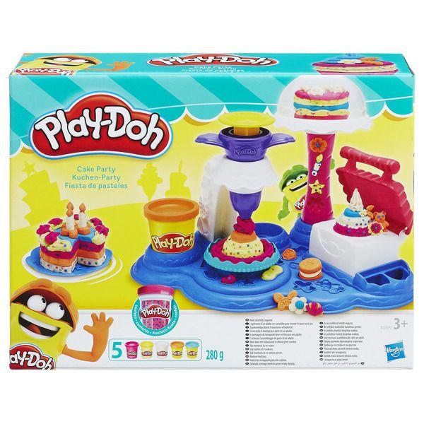 """Play-Doh Игровой набор """"Сладкая вечеринка"""" (B3399)"""