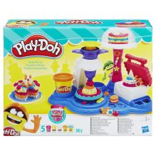 PLAY-DOH - Play-Doh Игровой набор Сладкая вечеринка (B3399) обложка книги