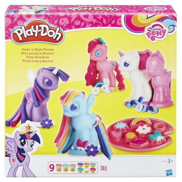 """Play-Doh Игровой набор """"Создай любимую Пони"""" (B0009)"""