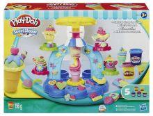 PLAY-DOH - Play-Doh Игровой набор Фабрика Мороженого (B0306) обложка книги