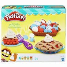 PLAY-DOH - Play-Doh Игровой набор Ягодные тарталетки (B3398) обложка книги