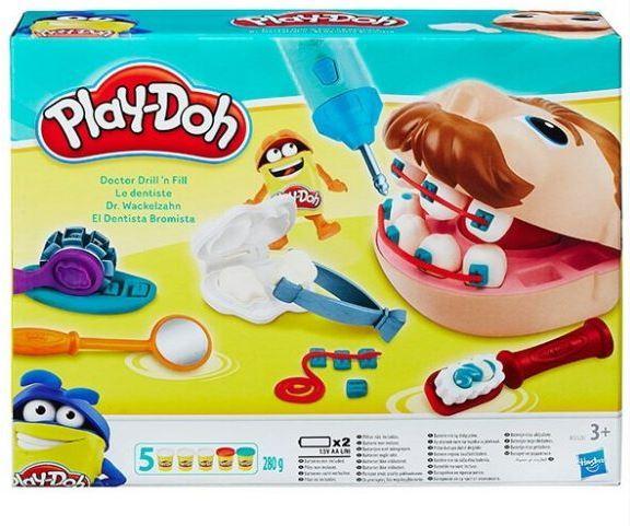 """Play-Doh Набор """"Мистер Зубастик"""" (B5520)"""