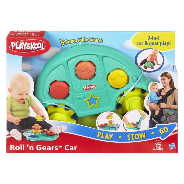 PLAYSKOOL Машинка и шестеренки возьми с собой (B0500)