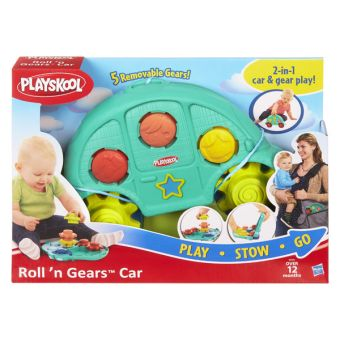 PLAYSKOOL Машинка и шестеренки возьми с собой (B0500EU4) PLAYSKOOL