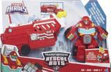 PLAYSKOOL HEROES ТРАНСФОРМЕРЫ СПАСАТЕЛИ: Машинки-спасатели (B4951EU4) PLAYSKOOL HEROES