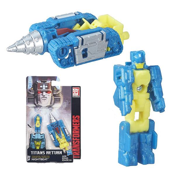 Transformers Дженерэйшнс Войны Титанов: Мастера Титанов (B4697)