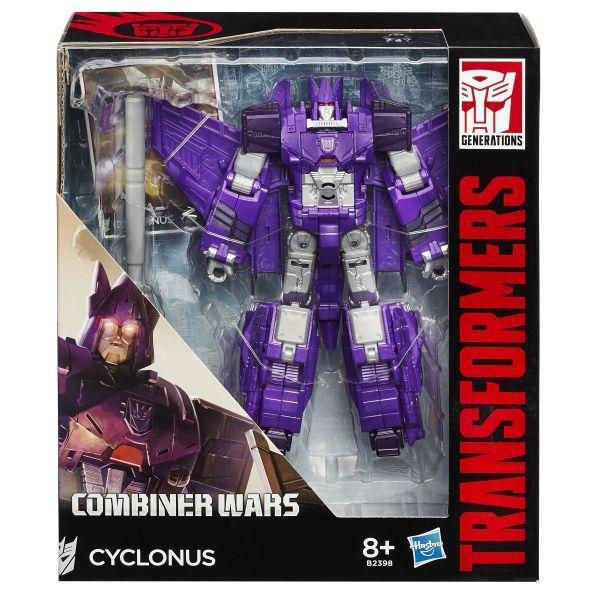 Transformers ДЖЕНЕРЭЙШНС: Войны Комбёров Вояджер (B0975EU0)