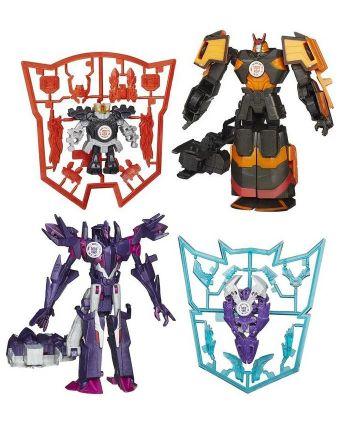 Transformers РОБОТЫ ПОД ПРИКРЫТИЕМ: Миникон Деплойерс (B0765EU4) TRANSFORMERS
