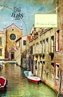 - Блокнот. Венецианские каналы (А5) обложка книги