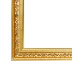 Багетные рамы 30*40. Bella (золотой) (1050-BL)