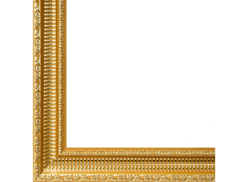 Багетные рамы 40*50. Eva (золотой) (2080-BB)