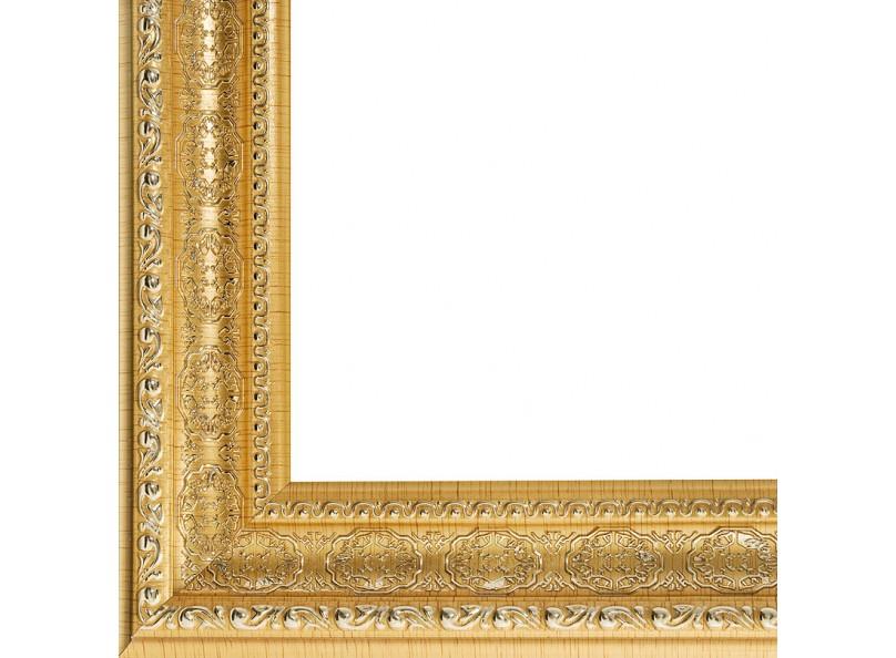 Багетные рамы 40*50. Alice (золотой) (2210-BB)