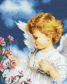 Мозаика на подрамнике. Малютка Ангел (169-ST-S)
