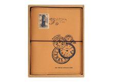 - Наборы для скрапбукинга. Записная книжка Старинные часы (725-SB) обложка книги