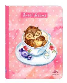 - Блокнот. Sweet dreams (большой) обложка книги