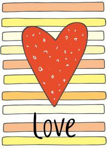 - Блокнот для записей Love (А6) обложка книги